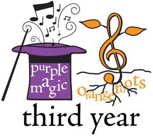 3rd year logo